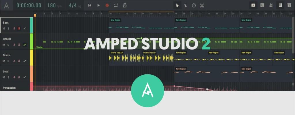 Amped Studio | Audio Plugins for Free