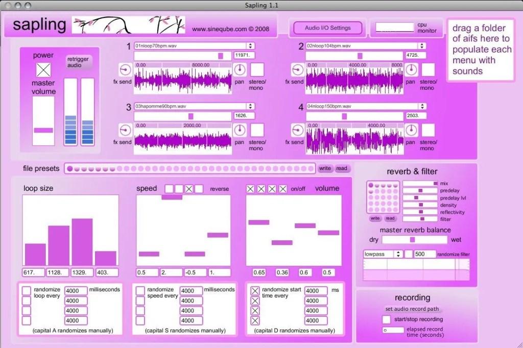 Sapling   Audio Plugins for Free