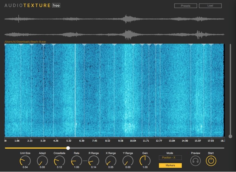 AudioTexture Free | Audio Plugins for Free