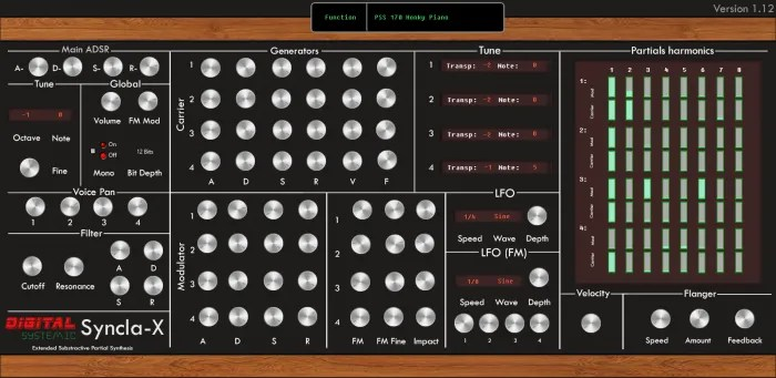 SYNCLA-X   Audio Plugins for Free
