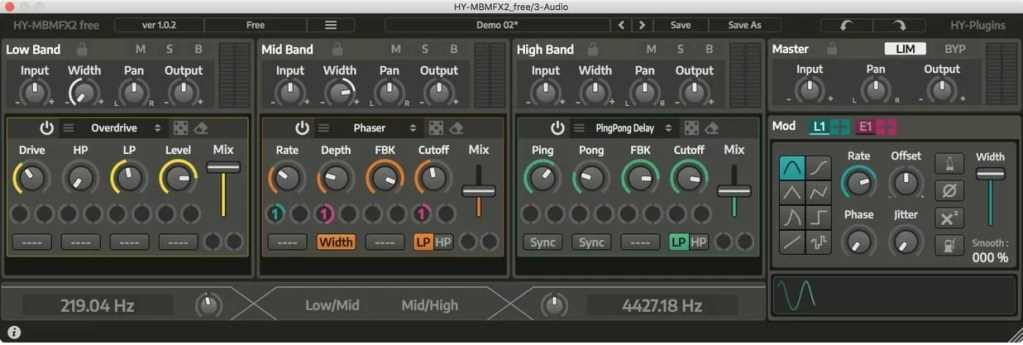HY-MBMFX24 | Audio Plugins for Free