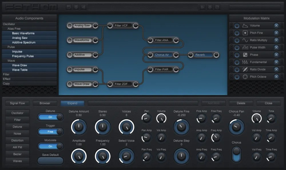 Fathom | Audio Plugins for Free
