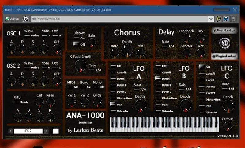 ANA-1000 | Audio Plugins for Free