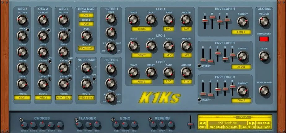 K1Ks | Audio Plugins for Free