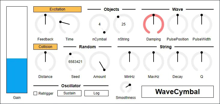 WaveCymbal | Audio Plugins for Free