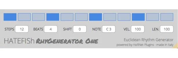 RhyGenerator One | Audio Plugins for Free