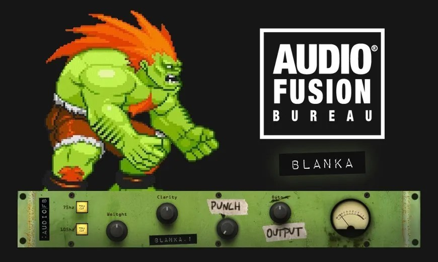 Blanka | Audio Plugins for Free