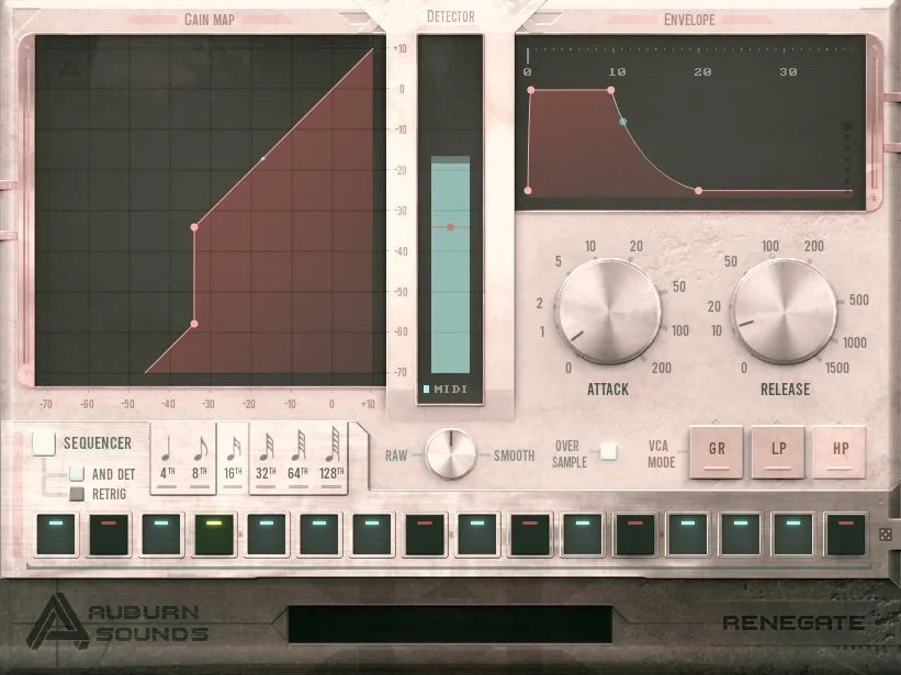 RENEGATE | Audio Plugins for Free