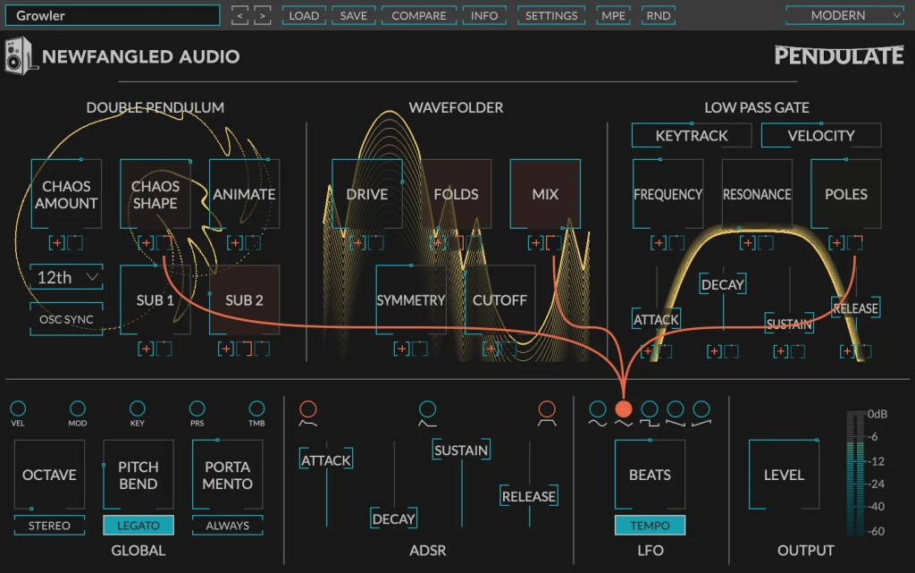 Eventide Pendulate | Audio Plugins for Free