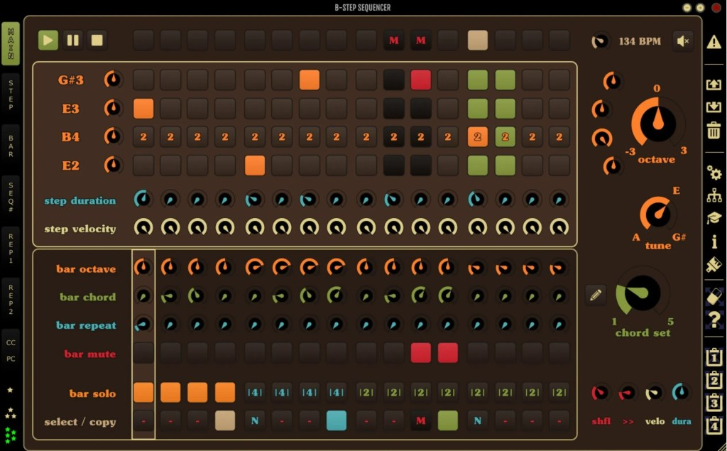 B-Step Sequencer | Audio Plugins for Free