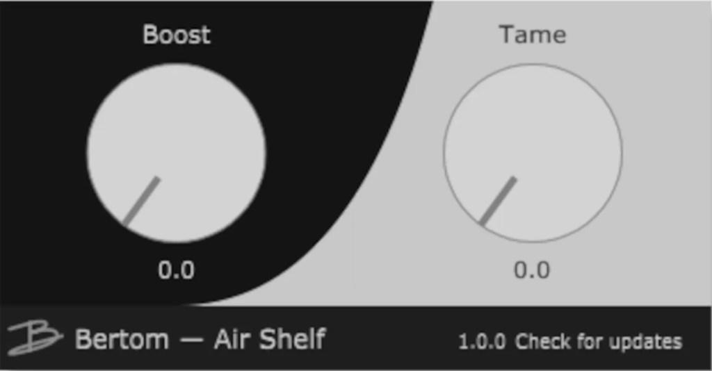 Air Shelf | Audio Plugins for Free
