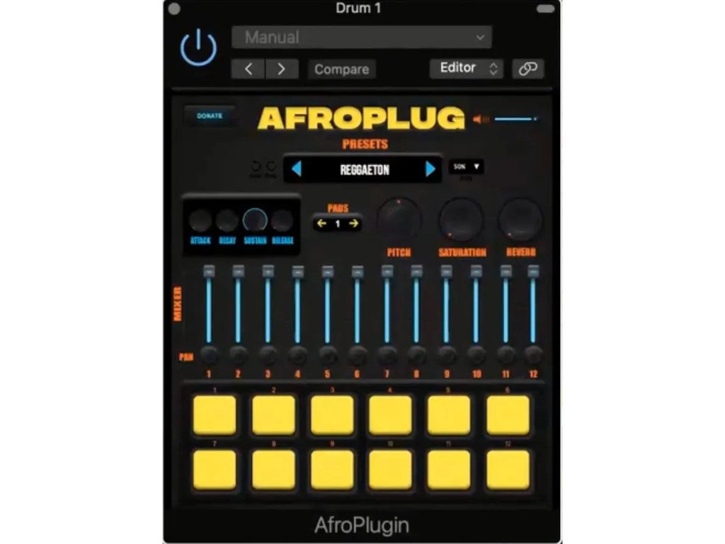 Afroplugin | Audio plugins for free