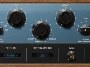 Warmy EP1A Tube EQ | Audio plugins for free