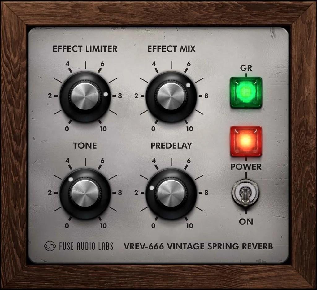 VREV-666 | Audio plugins for free