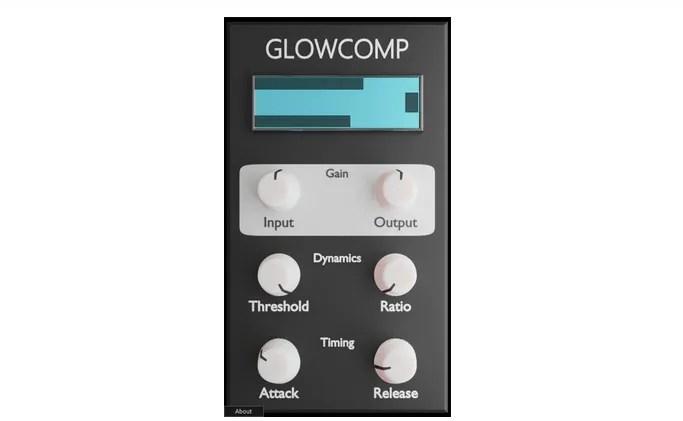 GlowComp   Audio Plugins for Free