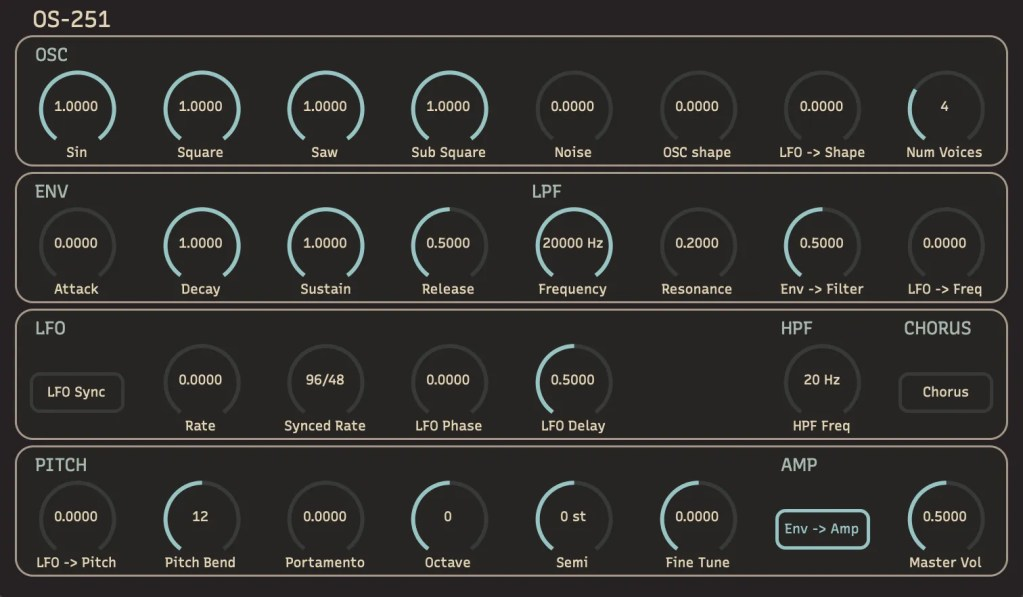 OS-251 | Audio Plugins for Free