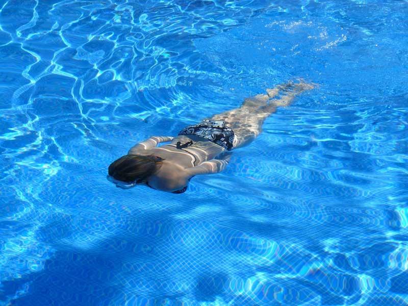 Bouchon oreille pour piscine