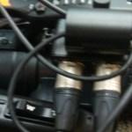 Operador de áudio na TV 2