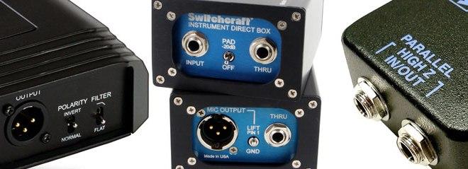 Direct Box / DI - Porque você precisa? 5