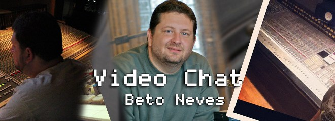 Video Chat com Beto Neves - Terça 13/11 - 21:30 1