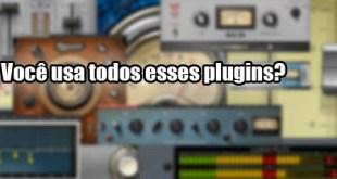 Você usa todos esses plugins? 1