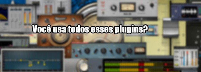 Você usa todos esses plugins? 5