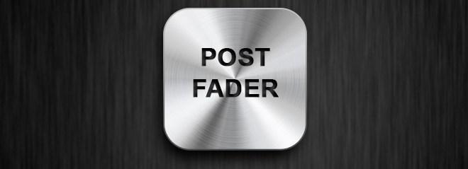 Fazendo monitor em Post Fader 3