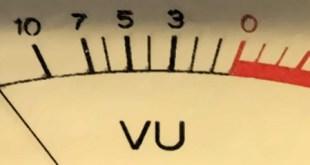 VU Meter - O que é isso? 1