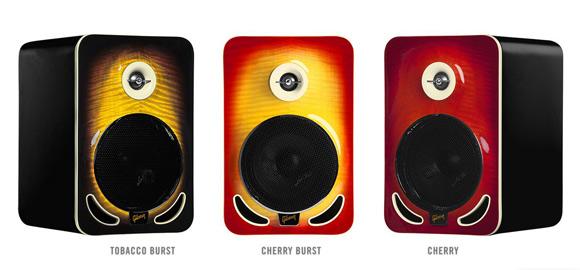 Monitores de Referência Gibson Les Paul