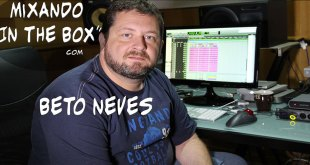 "Mixando ""in the box""com Beto Neves