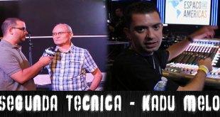 Segunda Técnica AeD + Kadu Melo | ÁudioRepórter News #9 5
