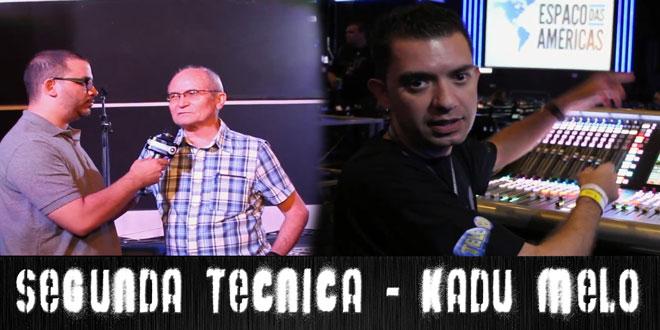 Segunda Técnica AeD + Kadu Melo | ÁudioRepórter News #9 7