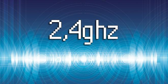 2,4ghz, bem vindo a nova tecnologia. 11
