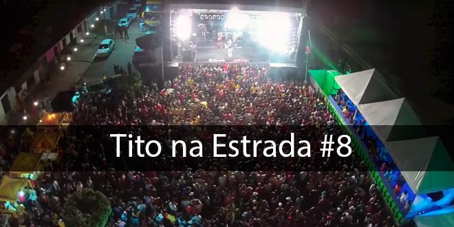 Show em Roteiro-Al 2015 parte 2 | Tito na Estrada #8 6