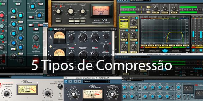 5  Tipos de compressão 2
