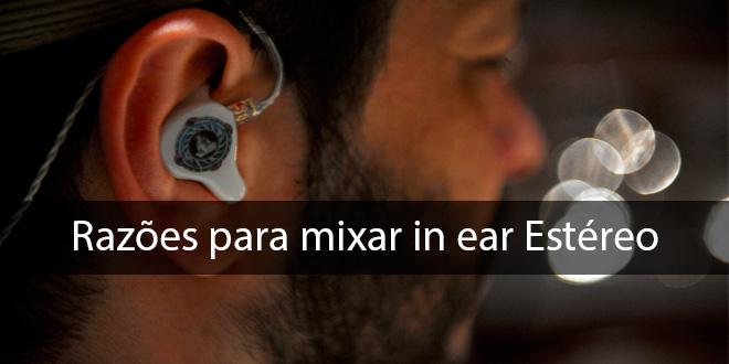 in ear estereo