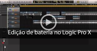 editando logic pro x