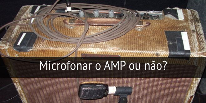 microfonar AMP