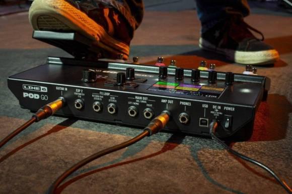Microfonar o amplificador ou não? 2