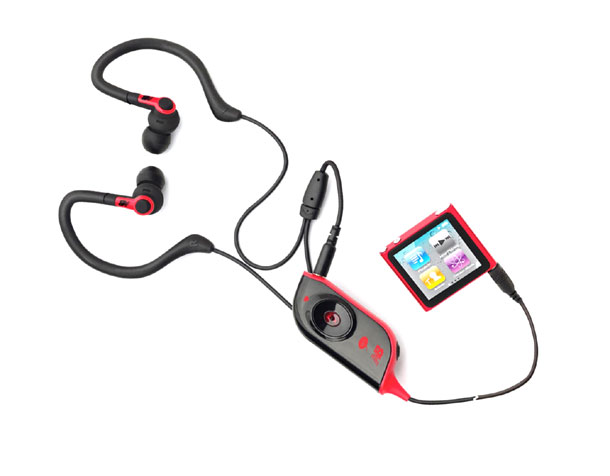 NB639 New Balance Heart Rate Monitor Sports Headphone