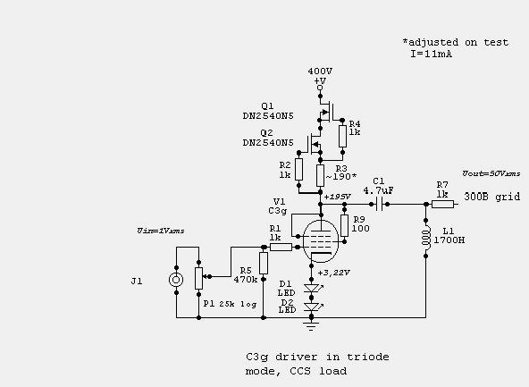 single channel headphone amplifier
