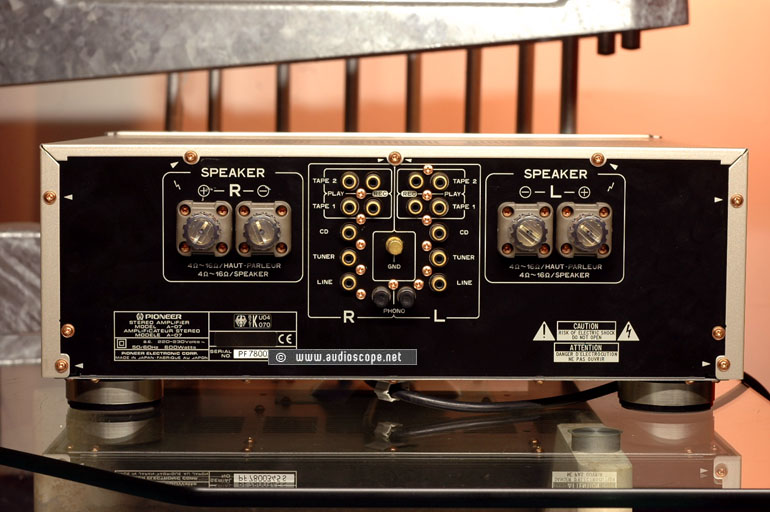 Pioneer A 07 High End for sale