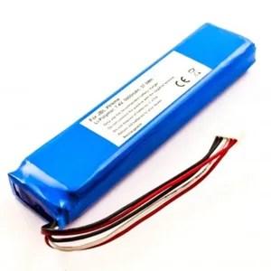 Bateria Litio JBL Xtreme - Audiotest servicio técnico