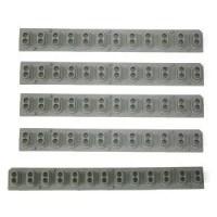 Set (juegos completos) gomas de contacto teclados Roland