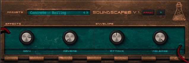 Soundscapes for Kontakt