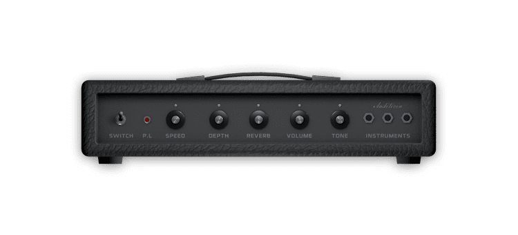 Audition Preamp Spring Reverb