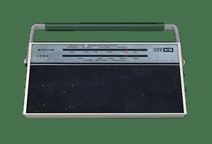 Radio (big) Emulation Effect - Speakers