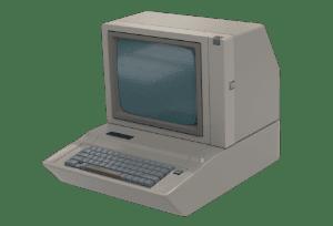 Apple II Speaker Impulse Response