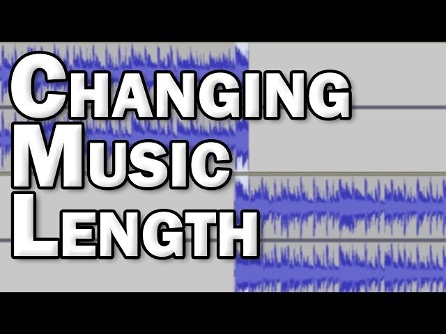 Changing Background Music Length for YouTube Videos - Audio Tutorial