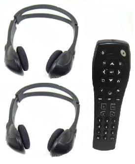 Suburban DVD Headphones